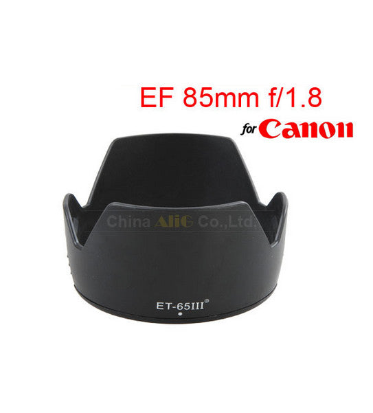 ET-65 III Lens Hood for Canon EF 85mm f/1.8