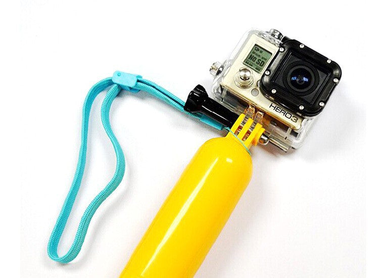 Handheld Floating Bobber for GoPro