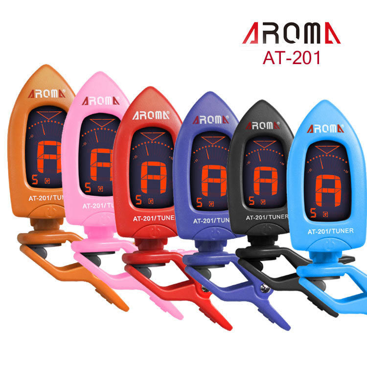 Aroma AT-201 Clip-on Electric Tuner