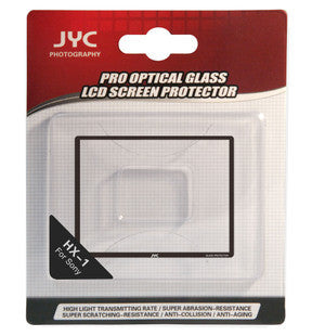 JYC Camera Glass LCD Screen Protector Cover Film for for Sony HX-1/NEX5
