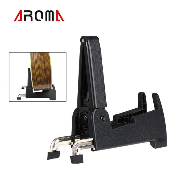 Aroma AGS-02 Foldable Guitar Bass Stand