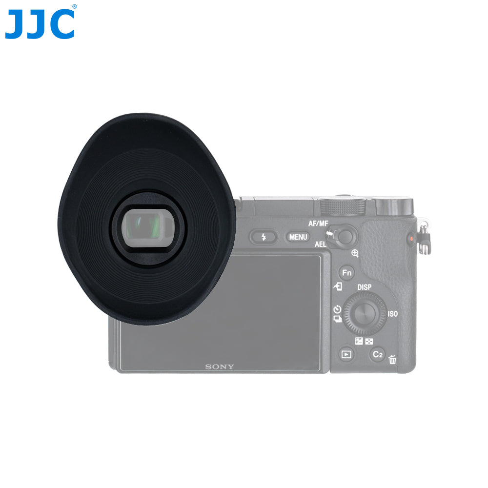 JJC ES-A6300G Eye Cup Replaces Sony FDA-EP17 (Glasses User Ver.)