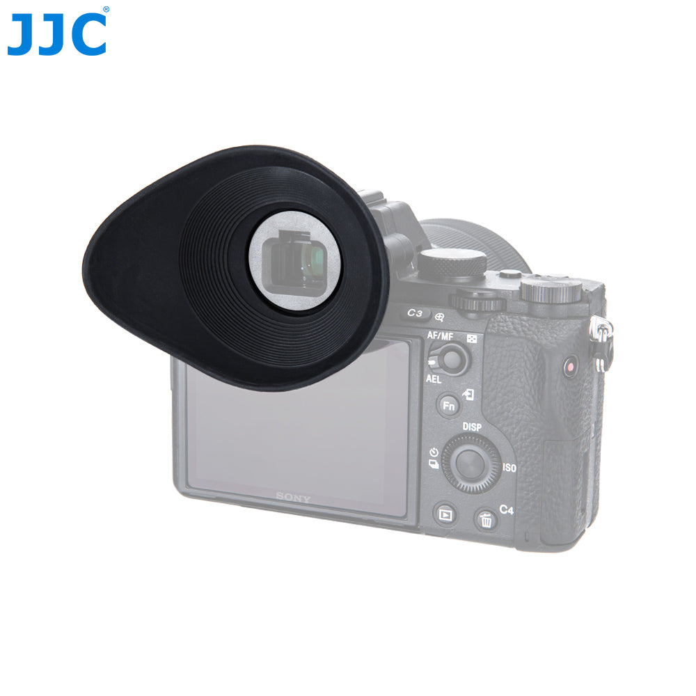 JJC ES-A7G Eye Cup Replaces Sony FDA-EP16