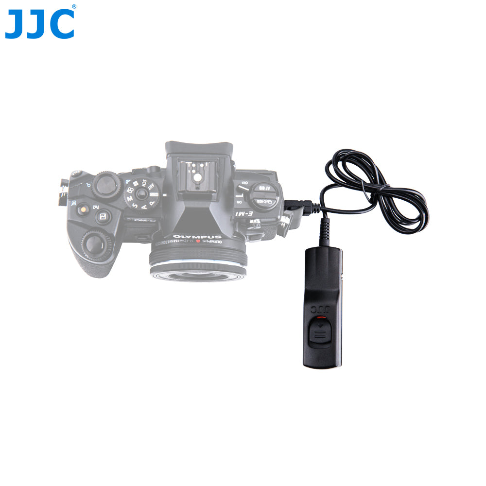 JJC MA-J Remote Shutter Cord replaces OLYMPUS RM-UC1
