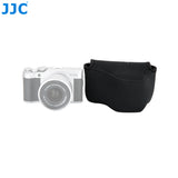 JJC OC-F1BK Neoprene Camera Case for Fujifilm XA5 X-A5 XT100