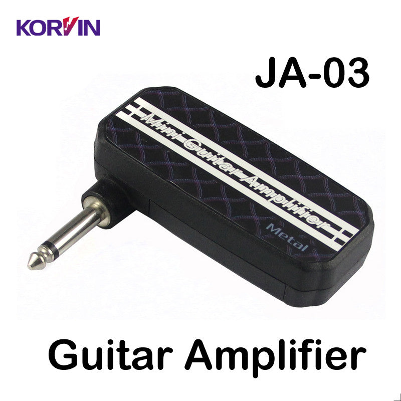 Korvin JA-03 Mini Pocket Guitar Amplifier