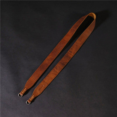 Cam-in Cowhide Genuine Leather Camera Strap LCS-00703 /00803