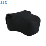 JJC OC-C Series Neoprene Camera Case for Sony Fujifilm Canon