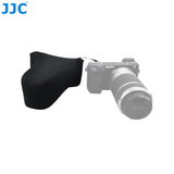 JJC OC-S3 Series Neoprene Camera Case for Sony Fujifilm Olympus