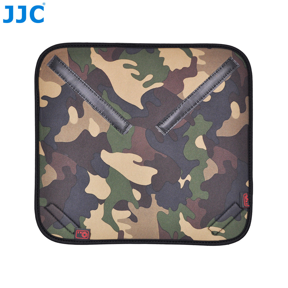 JJC Neoprene Wrapping OZ Series Camouflage Green