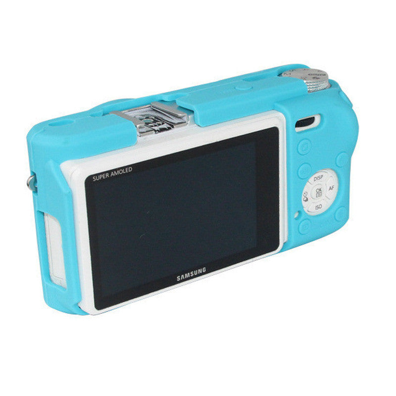 Silicone Rubber Case for Samsung NX500