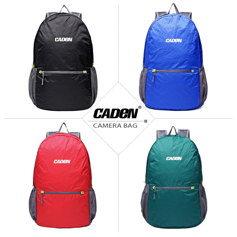 Caden H6 Portable Folding Backpack