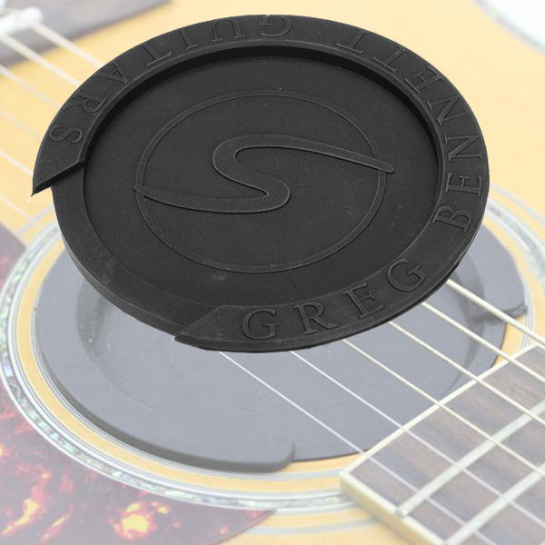 Greg Benneth 41/42 Inch Guitar Sound Hole Cover Block Silencer