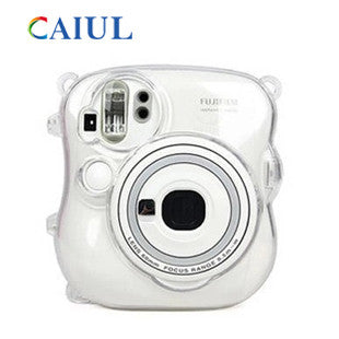 Transparent Shell Case for Fujifilm Instax Mini 25
