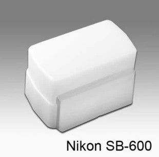 SB600 SB800 Flash Bounce White Dome Diffuser Light Box for Nikon Speedlite