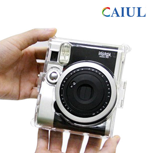 Transparent Shell Case for Fujifilm Instax Mini 90