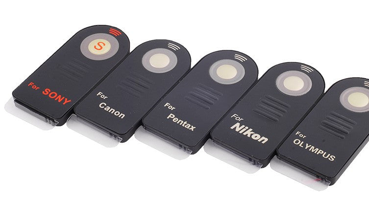 Wireless Remote for Nikon Canon Sony Pentax Olympus