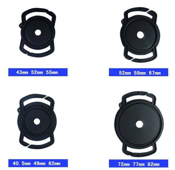 Lynca Lens Cap Holder for Nikon and Canon