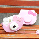 Shoulder Bag Insert Case for Fujifilm Polaroid Instax Mini Hello Kitty