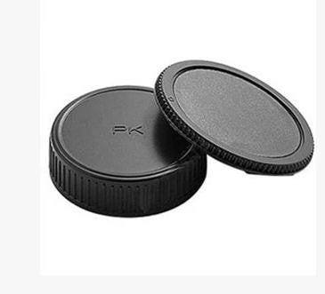 Body and Rear Lens Cover Cap for PK