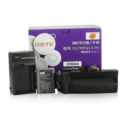 DSTE HLD-7 Battery Grip for Olympus EM-1