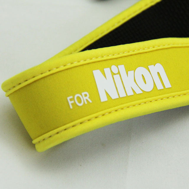 Rubber Camera Strap for Nikon