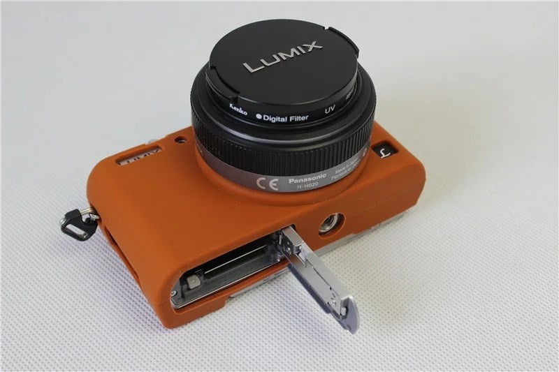 Silicon Rubber Case for Panasonic GF9 (version #1)