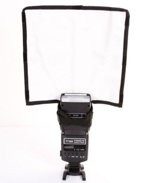 Foldable Soft Box Flash Diffuser for Canon Nikon Sony Minolta