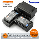 DSTE VW-VBD29 2,900mAh Battery and Charger For Panasonic PX298MC MDH2GK