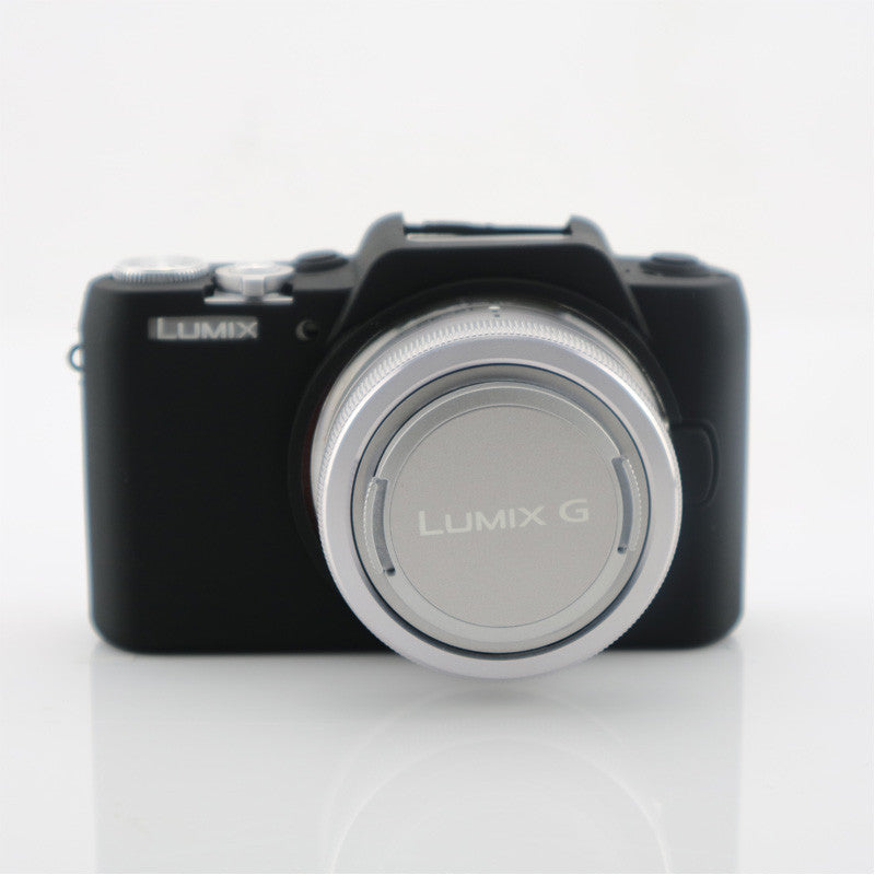 Silicone Rubber Case for Panasonic Lumix GF7 GF8
