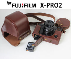 Genuine Leather Case Holster for Fujifilm X-PRO2