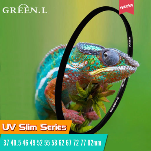 GreenL Slim SSC UV Ultra-thin Coating UV Filter