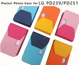 Pocket Photo Case for LG PD239/PD251