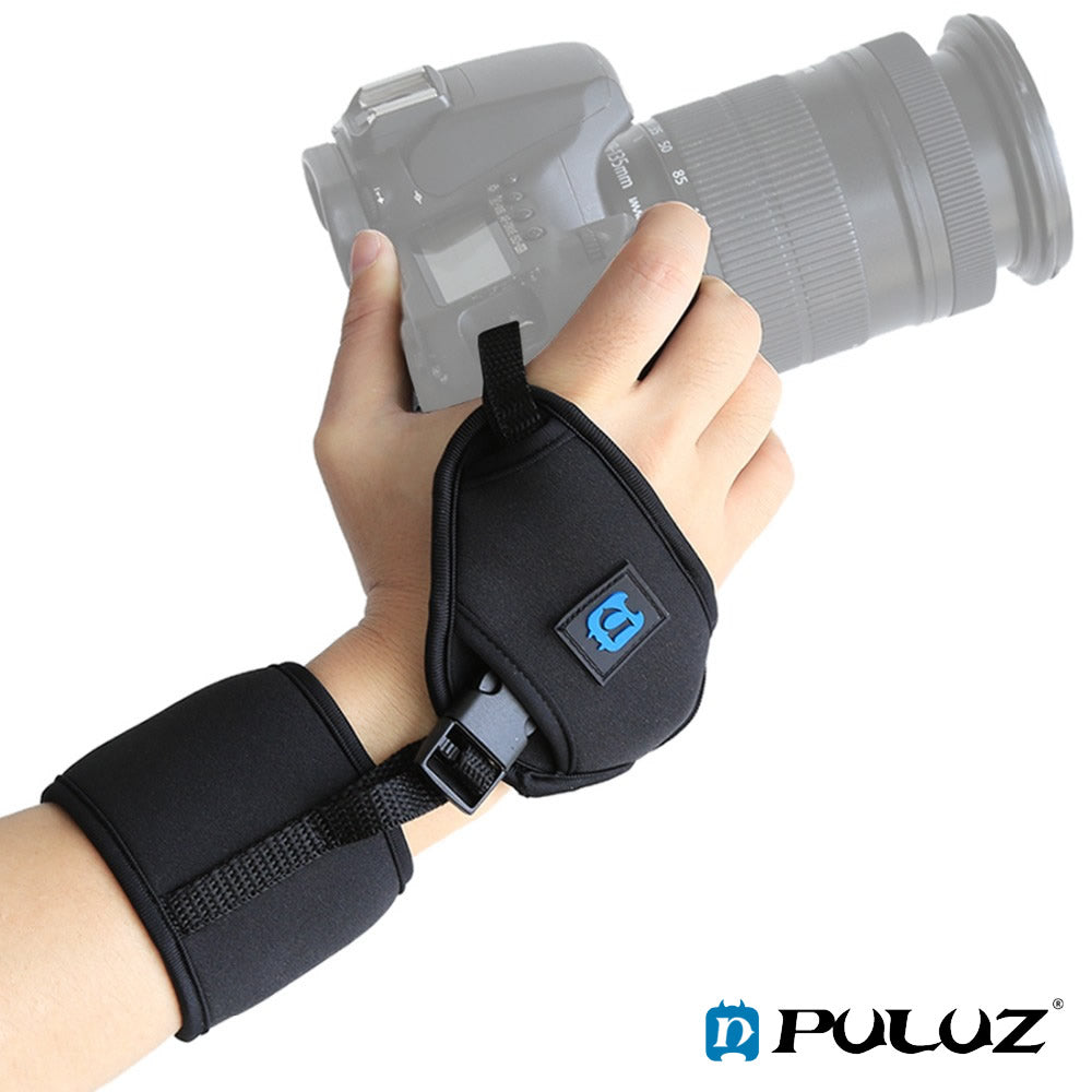 PULUZ Soft Neoprene Hand Grip Wrist Strap For SLR/DSLR Camera