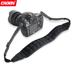 CADEN Air Cushion Camera Shoulder Strap