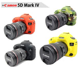 Silicone Rubber Case for Canon 5D Mark IV