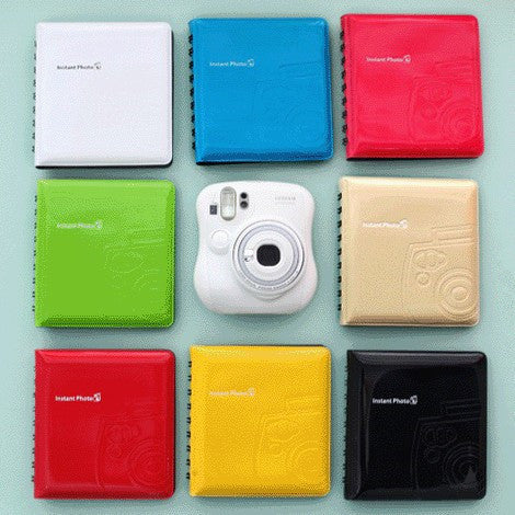 3 inch Photo Album for Fujifilm Instax Mini | 60 pockets