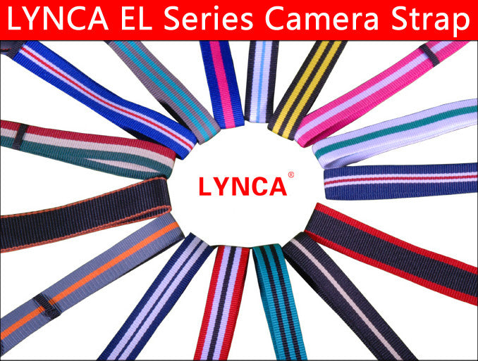 LYNCA EL-Series Camera Wrist Strap