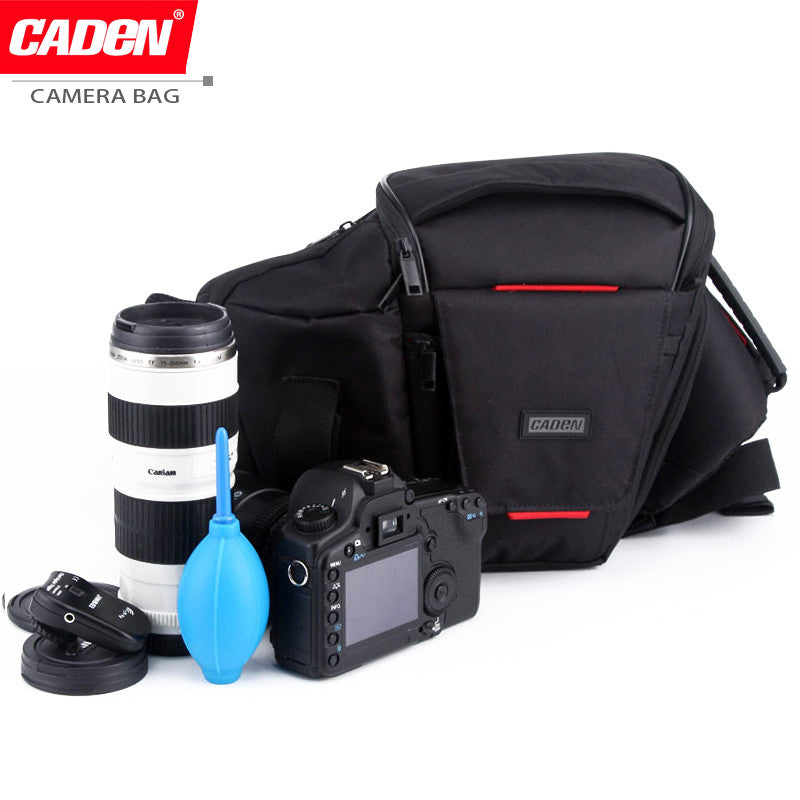 Caden K3 Sling Should Cross Waist Camera Bag
