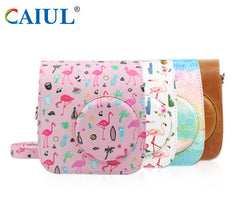 Caiul Shoulder Bag Insert Case for Instax Mini 7s