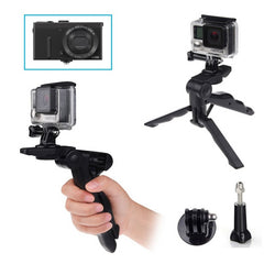 2-in-1 Pistol Handgrip and Tabletop Tripod for GoPro