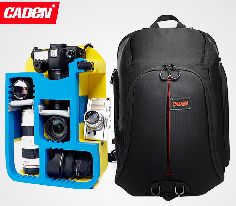 CADEN K8 Camera Bag Backpack