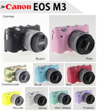Silicone Rubber Case for Canon EOS M3 (version 2)