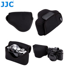 JJC OC-F Series Neoprene Camera Case for Sony Fujifilm Canon