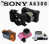 Silicone Rubber Case for Sony A6300 (version 1)