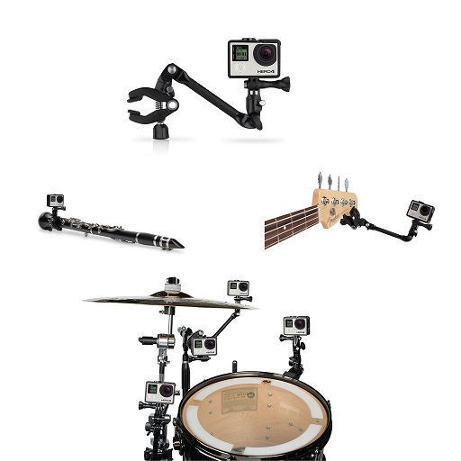Jam Music Mount for GoPro