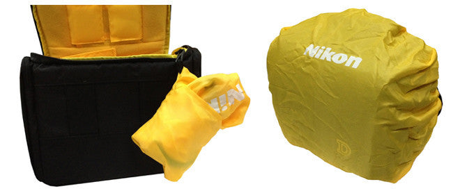 Nikon Canon DSLR Bag Rain Cover