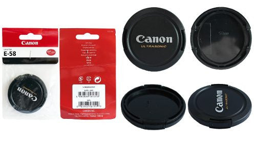 Canon U-58 for EF Lenses with a 58mm Filter Size