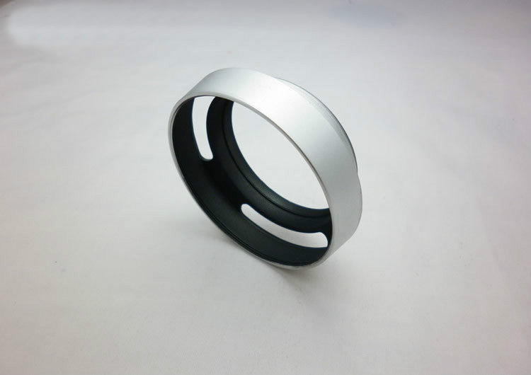 Vented Metal Lens Hood for Sony Fujifilm Leica