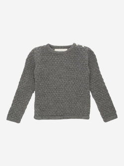 Bine sweater fra SEPTEMBERS - Grå